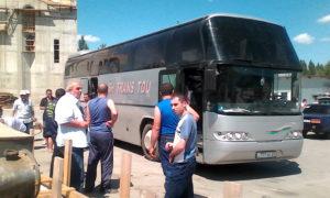 купить билет Уфа — Ереван автобус